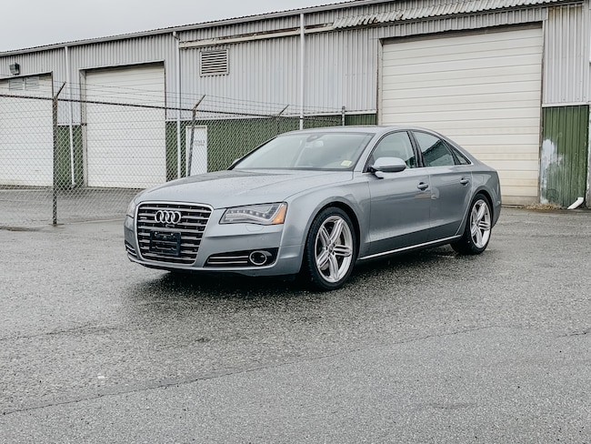 2014 Audi A8 3.0 8sp Tiptronic 4-Door Sedan