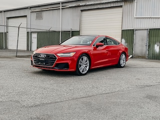 2019 Audi A7 3.0T Progressiv Quattro 7sp S Tronic 4-Door Sedan
