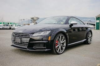2018 Audi TTS 2.0T quattro Coupe (MANAGER'S DEMO SPECIAL!) 2-Door Coupe