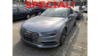 2018 Audi A7 3.0T Progressiv Quattro 8sp Tiptronic 4-Door Sedan