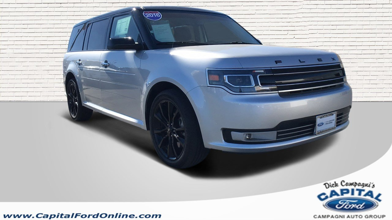2016 Ford Flex Limited Limited FWD