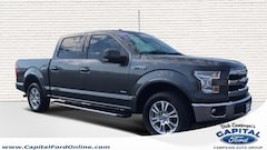 2017 Ford F-150 Lariat Lariat 2WD SuperCrew 5.5 Box
