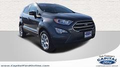 2018 Ford EcoSport SE SE 4WD