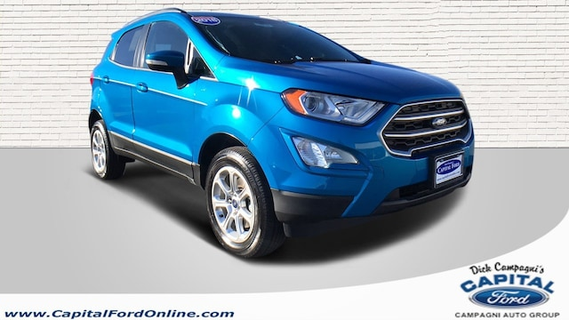 New 2018 Ford EcoSport For Sale | Carson City NV