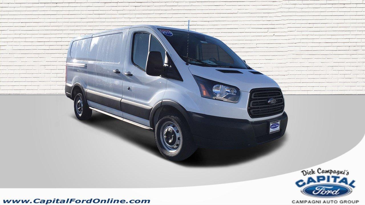 2019 Ford Transit_Van Cargo Van Mini-van, Cargo
