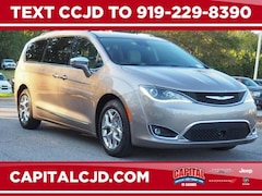 New 2018 Chrysler Pacifica Limited Van Garner NC