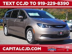 New 2018 Chrysler Pacifica LX Van Garner NC