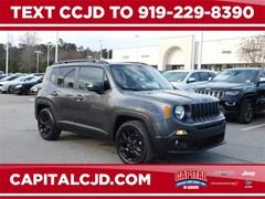 New 2017 Jeep Renegade Latitude FWD SUV Garner NC