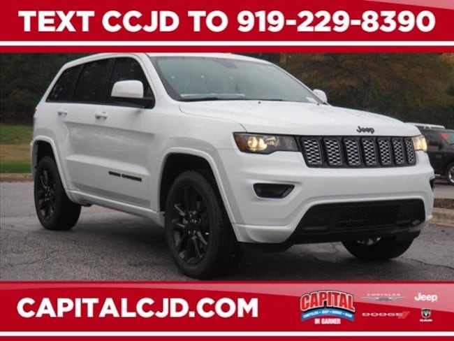 New  2018 Jeep Grand Cherokee Laredo 4x4 SUV for sale in Garner NC