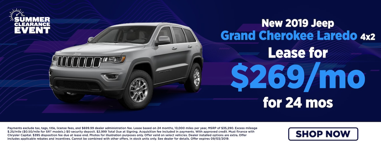 Capital Chrysler Dodge Jeep Ram of Indian Trail | New Chrysler