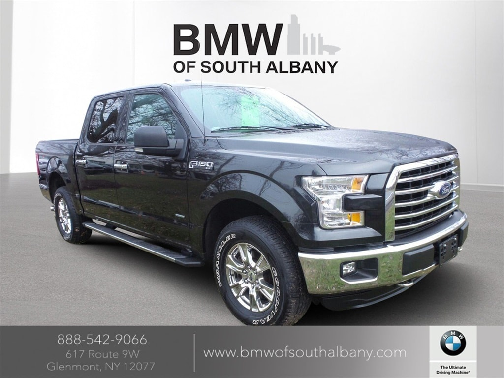 Featured Used 2015 Ford F-150 XLT Truck for sale in Glenmont, NY
