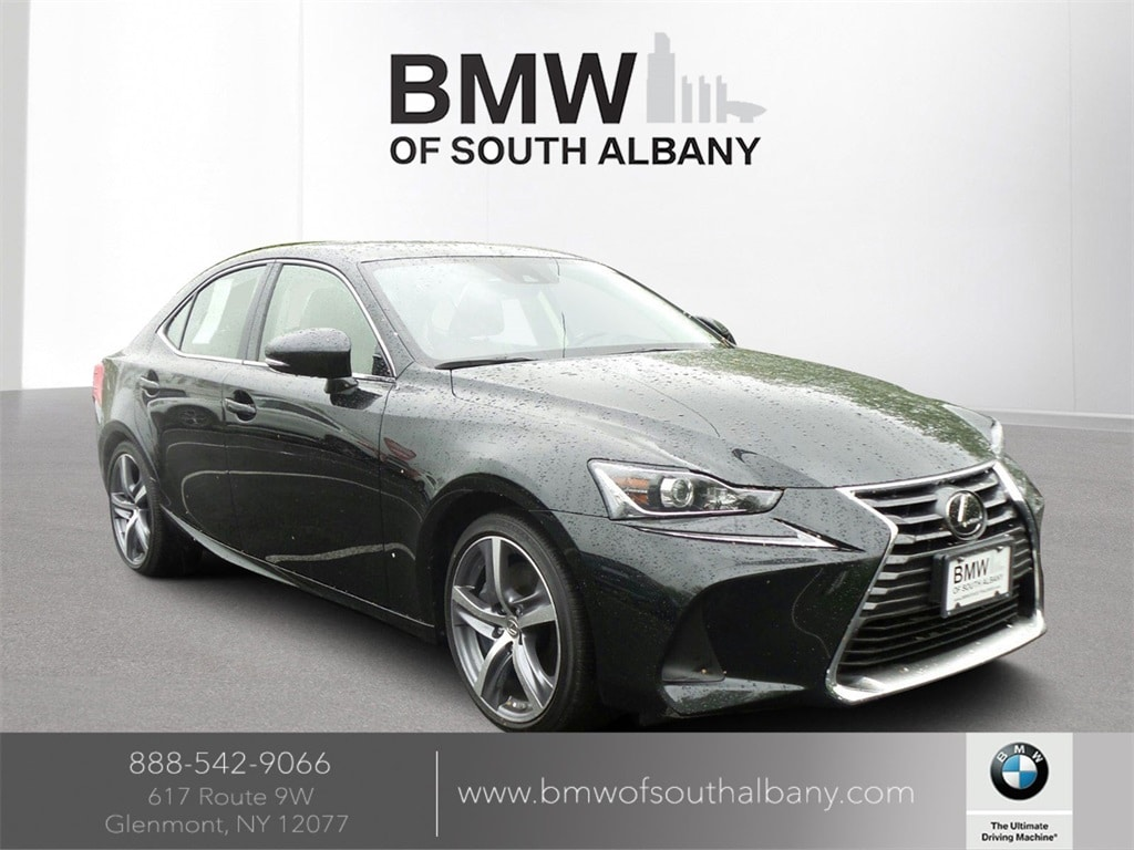Featured Used 2018 LEXUS IS 300 Sedan for sale in Glenmont, NY