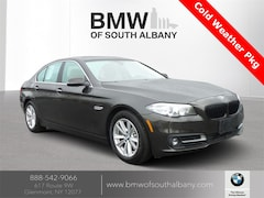 Certified Pre-Owned 2016 BMW 5 Series 528i Xdrive Sedan for sale in Glenmont, NY
