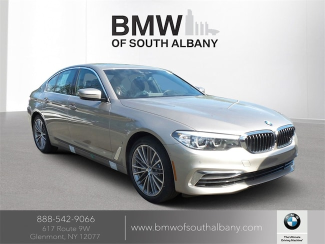 New 2019 BMW 5 Series 530e xDrive iPerformance Sedan for sale/lease in Glenmont, NY