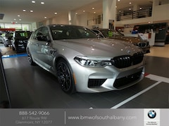 New 2019 BMW M5 Competition Sedan for sale/lease in Glenmont, NY