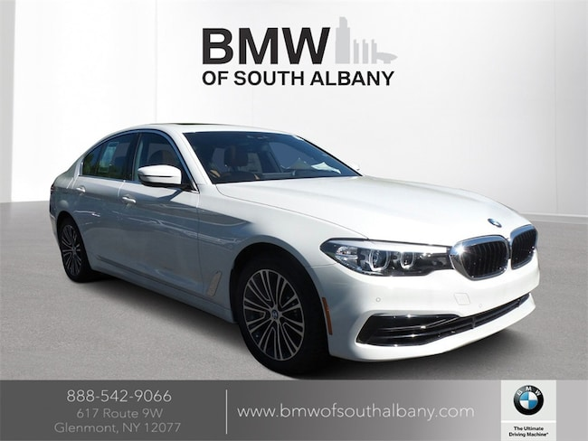 New 2019 BMW 5 Series 540i xDrive Sedan for sale/lease in Glenmont, NY