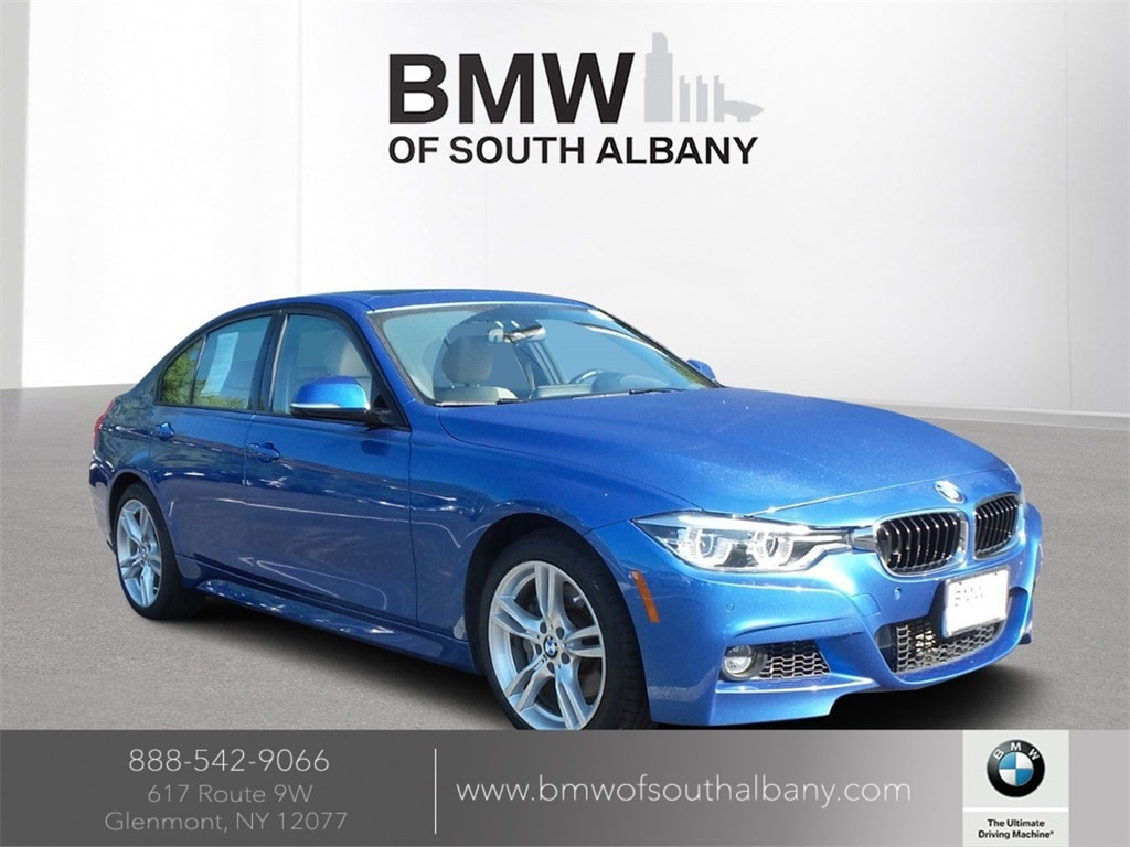 Featured Certified 2016 BMW 3 Series 328i Xdrive Sedan for sale in Glenmont, NY