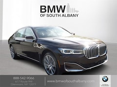 New 2020 BMW 7 Series 750i xDrive Sedan for sale/lease in Glenmont, NY