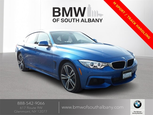 Bmw 435i For Sale >> Used 2016 Bmw 4 Series 435i Xdrive Gran Coupe For Sale Near