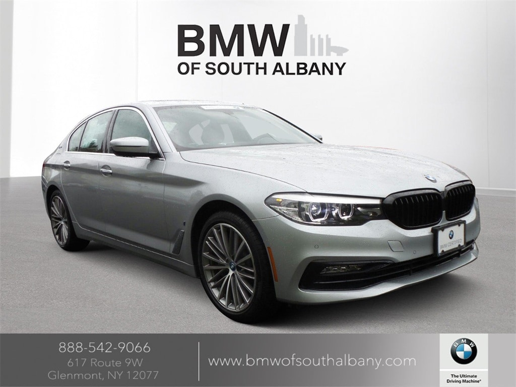 Featured Certified 2018 BMW 530e Xdrive Iperformance Sedan for sale in Glenmont, NY