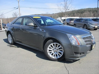 Used 2011 CADILLAC CTS Luxury Sedan in South Burlington, VT