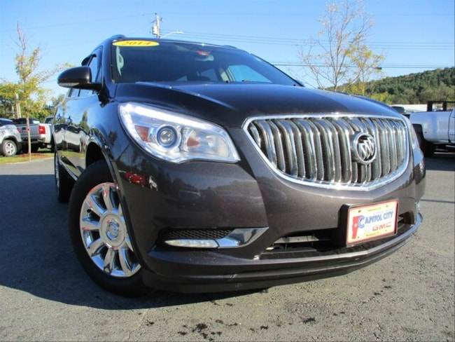 Used 2014 Buick Enclave Leather SUV Derby, VT