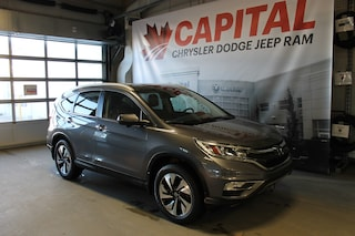 2016 Honda CR-V Touring | Leather | Heated Seats | Sunroof | Back- SUV