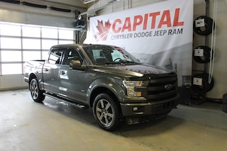 2017 Ford F-150 Lariat | Leather | Side Steps | Dual Pane Sunroof | Back Up Cam Truck SuperCrew Cab