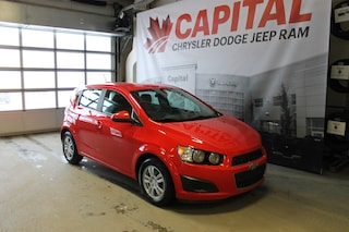 2016 Chevrolet Sonic LT Auto | Cloth | Heated Seats | Bluetooth | Back Up Camera Hatchback