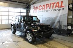 2018 Jeep Wrangler Unlimited Sport SUV
