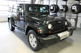 2012 Jeep Wrangler Unlimited Sahara | Cloth | Heated Seats | Remote Start | Blu SUV