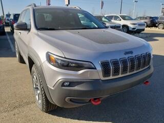 2019 Jeep Cherokee Trailhawk Elite SUV