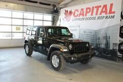 2019 Jeep Wrangler Unlimited Sport SUV