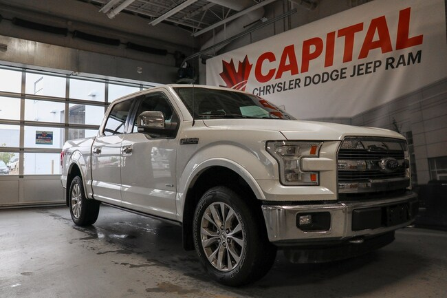 2015 Ford F-150 Lariat | Panoramic Sunroof | GPS Navigation | Truck SuperCrew Cab