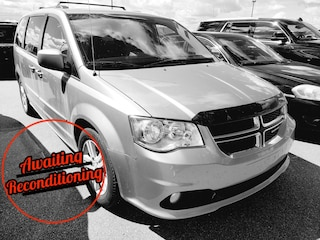 2016 Dodge Grand Caravan Crew Plus | Touchscreen | Power Sliding Doors | Ba Van