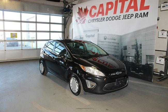 2011 Ford Fiesta SES | Leather | Heated Seats | Bluetooth | Remote  Hatchback