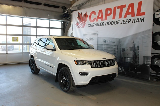 Capital Dodge Edmonton >> Used 2019 Jeep Grand Cherokee In Edmonton S 9jg6641