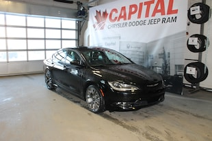 2015 Chrysler 200 S | Remote Start | Navigation | Heated/Vented Seat Sedan