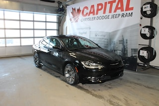 2015 Chrysler 200 S | Remote Start | Navigation | Heated/Vented Seats Sedan