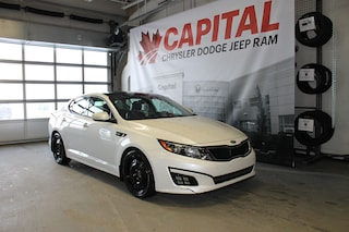 2014 Kia Optima SX Turbo | Dual Climate | Back Up Cam | HTD Seats Sedan