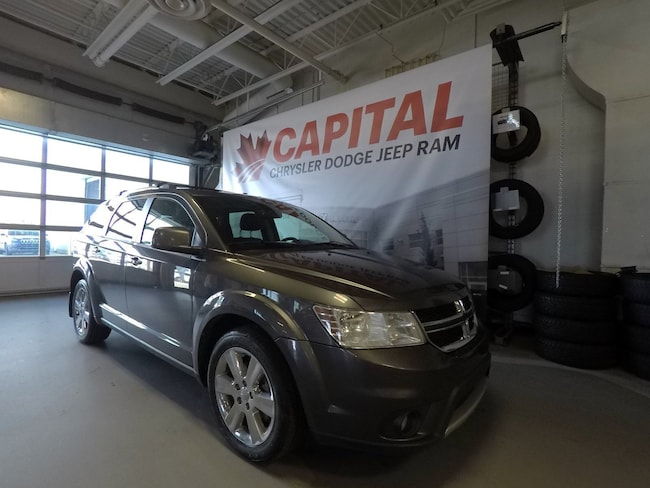 2014 Dodge Journey R/T | AWD | NAV | Sunroof | DVD | Leather | SUV