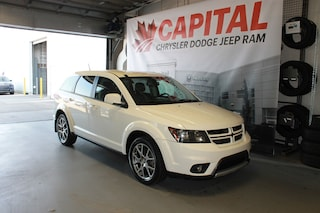 2016 Dodge Journey R/T Rallye | DVD | Heated Steering Wheel | Leather SUV