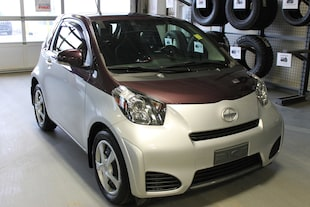 2015 Scion iQ Base | Cloth | Keyless entry | Hand's free communication Hatchback