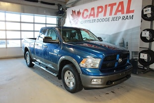 2011 Ram 1500 SLT | Cloth | Bluetooth | Rear Park Assist Sensors Truck Quad Cab