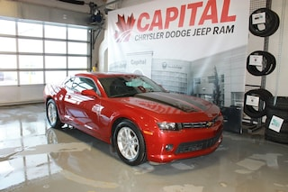 2014 Chevrolet Camaro 1LT | Manual | Cloth | Bluetooth | Remote Keyless Entry Coupe