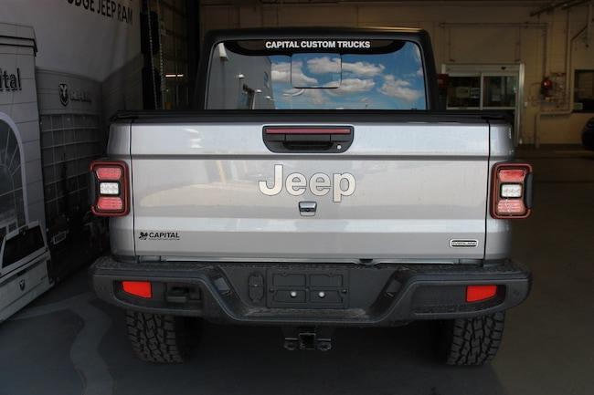 New 2020 Jeep Gladiator Overland | Mopar 2 lift | 20 Fuel ...