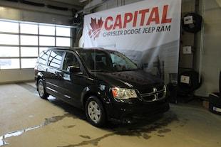 2013 Dodge Grand Caravan SE/SXT | Stow 'n Go | Cloth | Remote Keyless Entry Van