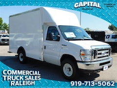 2018 Ford E-350SD 12FT BOX Cab/Chassis