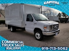 2018 Ford E-350SD 14FT BOX Cab/Chassis