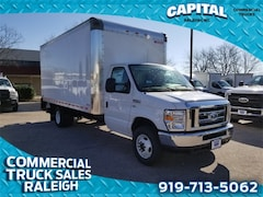 2019 Ford E-350SD 16FT BOX/Liftgate Cab/Chassis